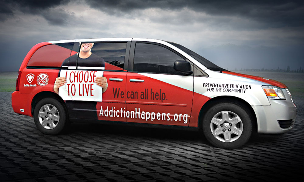 StickCo_AddictionHappensVehicleWrap