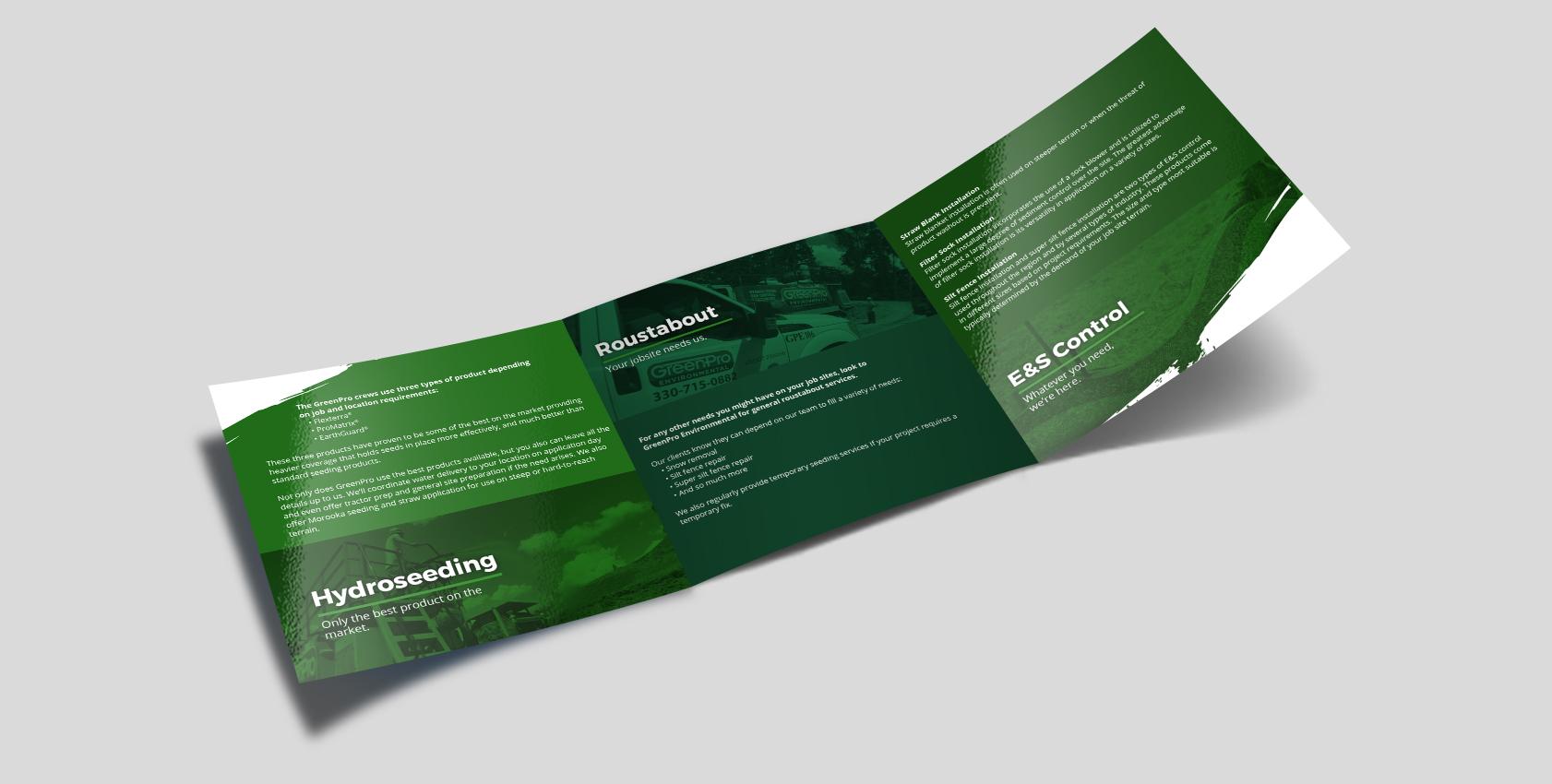 GreenPro-Brochure