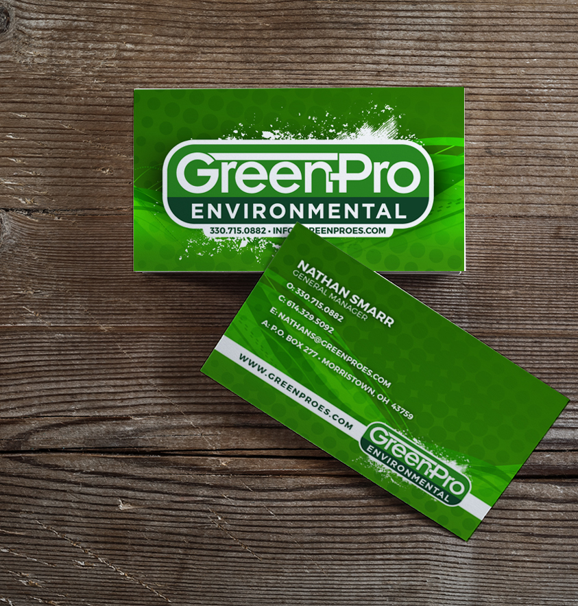 GreenPro-BusinessCard